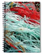 What Makes Lobsters Smile Spiral Notebook