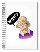 What Spiral Notebook