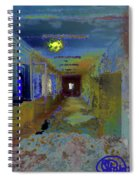 What Once Was Spiral Notebook