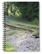 Whats Around The Bend Spiral Notebook