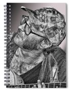 What's That Noise? Spiral Notebook