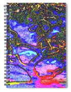 Whatwoods Tree Spiral Notebook