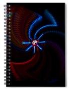 Wheel Spiral Notebook
