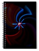 Wheel Spiral Notebook