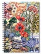 Wheel Me In Spiral Notebook