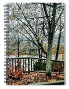 Wheeling Waterfront Spiral Notebook
