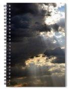 When All Seems Dark Spiral Notebook