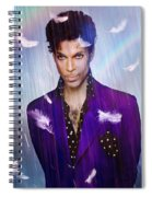 When Doves Cry Spiral Notebook