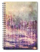 When Earth And Sky Collide Spiral Notebook