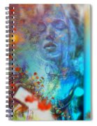 When Fall Comes Spiral Notebook