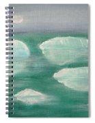 When Glaciers Melt Spiral Notebook