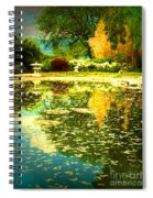 When I Dream Of Spring Spiral Notebook