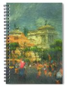 When In Rome 52 - Lasting Impression Spiral Notebook