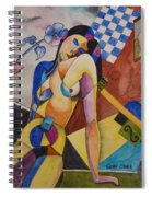 When Modigliani Met Picasso Spiral Notebook