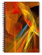 When Paths Cross Spiral Notebook