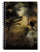 When The Forest Calls Spiral Notebook