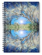When Trees Embrace Spiral Notebook