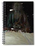 When You Meet The Buddha Spiral Notebook