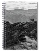Where Andreas Meets Murray Bw 1 Spiral Notebook