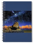 Where Are My Brothers 2 William Schimmel Spiral Notebook