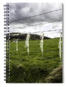 Where Are The Sheep? Spiral Notebook