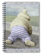 Where Are You? Spiral Notebook