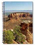 Where Eagles Soar Spiral Notebook