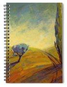 Where Evening Begins 2 Spiral Notebook