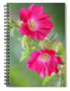 Where Flowers Bloom So Does Hope Spiral Notebook