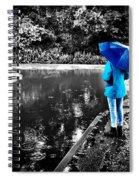 Where Is Summer Spiral Notebook