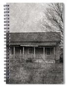 Where Nobody Lives Spiral Notebook