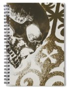 Where Peace Will Be Spiral Notebook