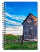 Where Silence Lives Spiral Notebook