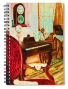 Where Time Stands Still Spiral Notebook