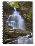 Where Waters Flow Spiral Notebook