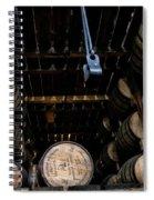 Whillett Spiral Notebook