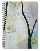 Whimsy I Spiral Notebook