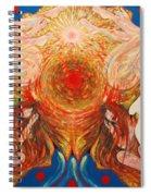 Whirl  Spiral Notebook