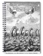 Whirlpool: Maelstrom, 1678 Spiral Notebook