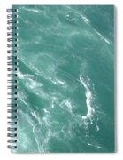 Whirlpools Spiral Notebook