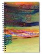 Whirlwind Spiral Notebook
