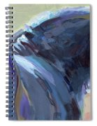 Whiskery Clyde Spiral Notebook