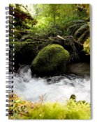 Whiskey Bend Trail  Spiral Notebook