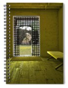 Whiskeytown Jail Spiral Notebook