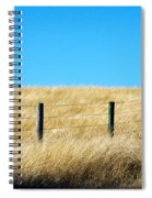 Whispering Earth Spiral Notebook
