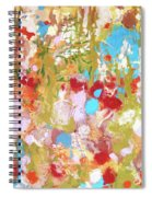 Whispering In The Woods Spiral Notebook