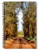 Whispering Pines Spiral Notebook