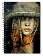 Whispers Through The Trees Spiral Notebook