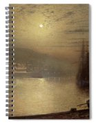 Whitby Spiral Notebook