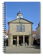 Whitby Old Town Hall Spiral Notebook